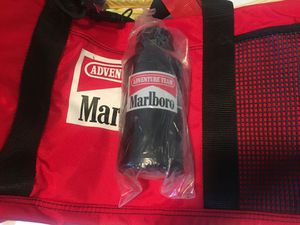 Large Marlboro duffel bags with cooler for Sale in Bloomfield Hills, MI