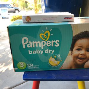 Pampers for Sale in Mesa, AZ