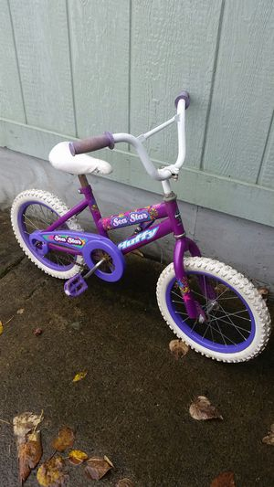 "16"" Girls Huffy Bicycle 4-6 yrs for Sale in Vancouver, WA"