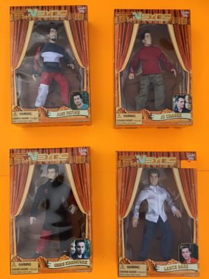 *NSYNC Collectable Figures for Sale in Missoula, MT