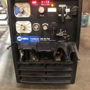 Miller Generator Welder Trailblazer 302 Air Pak for Sale in Seattle, WA
