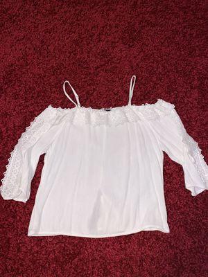 Off the Shoulder shirt for Sale in Visalia, CA