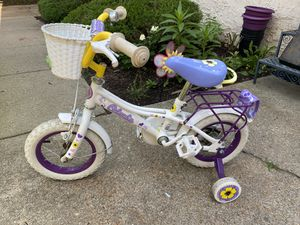 Buttercup Girl's 12″ Bike for Sale in Maryland Heights, MO