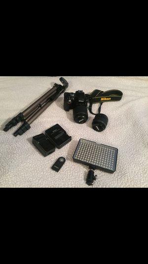 Nikon D3300 DSLR Camera Kit for Sale in Las Vegas, NV