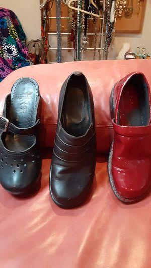 3pr brand name shoes 7/71/2 for Sale in Overland Park, KS