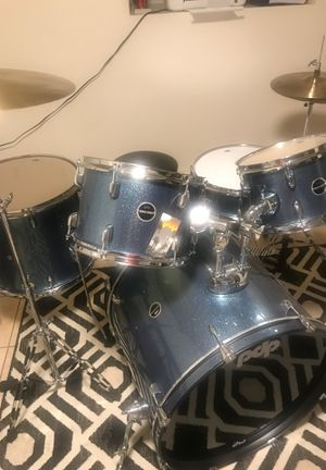 PDP DRUM SET bought February this year for Sale in The Bronx, NY