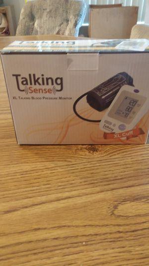 Talking blood pressure monitor for Sale in Avondale, AZ