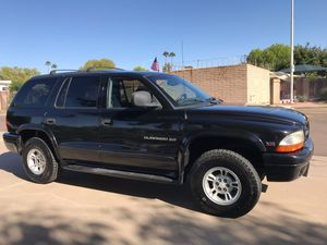 2000 DODGE DURANGO SLT 4X4 3RD ROWAN SEAT for Sale in Scottsdale, AZ
