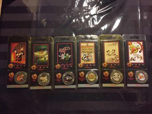 Disney Decades Collectible Coins for Sale in Runnemede, NJ