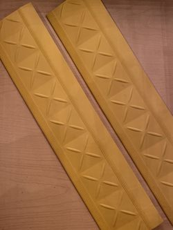 "10pack Mat Ramps 4"" X 18"" for Sale in Selma,  CA"