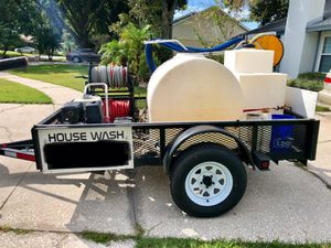 Pressure Washing Trailer for Sale in Tampa, FL