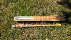 Carved Baseball Bat for Sale in Tacoma, WA