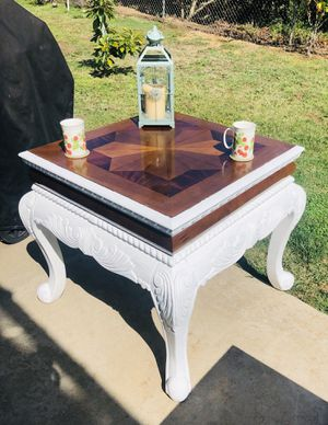 TWO BEAUTIFUL END TABLES- Matching set for Sale in San Diego, CA