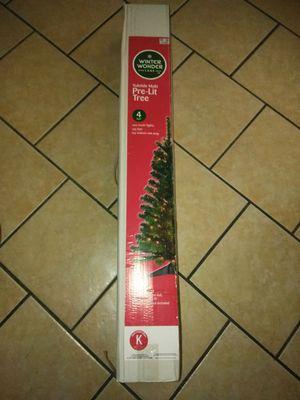 4FT TALL XMAS TREE for Sale in Stockton, CA