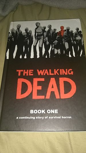 The walking dead book one for Sale in San Jose, CA