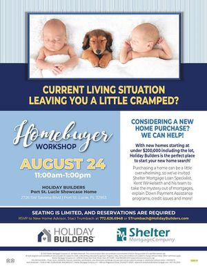 Home Buyer Workshop for Sale in Fort Pierce, FL