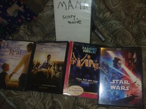 All DVD movies one brand new all good condition for Sale in Murfreesboro, TN