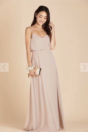 Birdy Grey Dress - Taupe for Sale in Carlsbad, CA