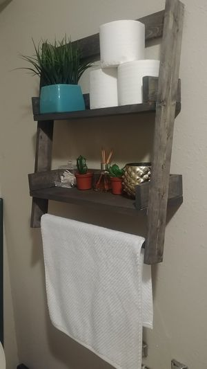 Ladder shelf for Sale in Houston, TX