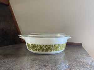Vintage Pyrex dish with lid for Sale in Vancouver, WA