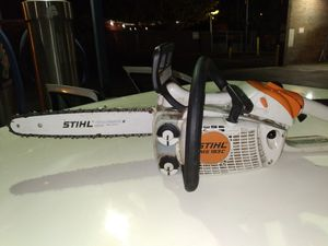 Stihl Chainsaw MS193C for Sale in Seattle, WA