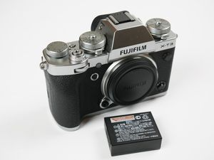 Fujifilm X-T3 Mirrorless Digital Camera (Body Only) for Sale in West Sacramento, CA