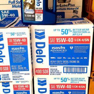 Delo 15w/40 for Sale in Chino, CA