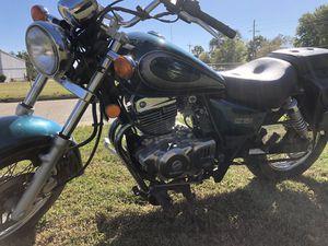 Suzuki street bike for Sale in Cleveland, MS