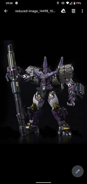 FLAME TOYS - TRANSFORMERS masterpiece- TARN for Sale in San Mateo, CA