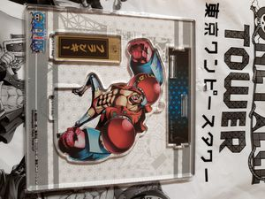 ONE PIECE ANIME - FRANKIE FIGPIN / KEYCHAIN for Sale in Oceanside, CA