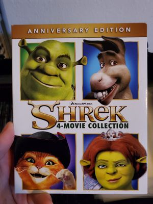 Shrek 4-movie collection for Sale in Mesa, AZ