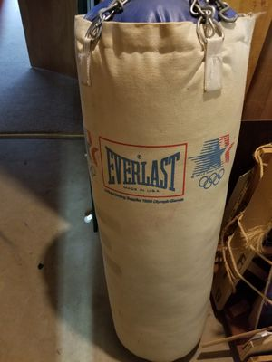 Everlast Punching Bag for Sale in Ballwin, MO