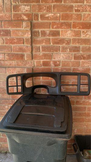 Chevy 2001-2006 dash bezel 50 dollars for Sale in Houston, TX