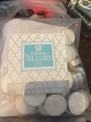 50 ct candles for Sale in Columbus, OH