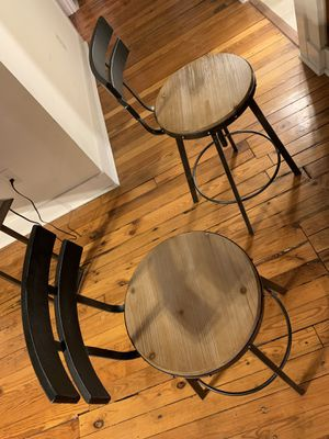 Adjustable stools for Sale in Garner, NC