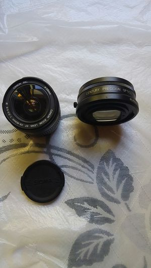 Canon Camera lense accessories for Sale in Beverly Hills, CA
