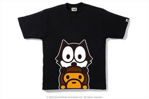 Felix the cat X bape shirt for Sale in Tampa, FL