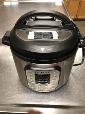 8 Qt instant Pot for Sale in Plano, TX