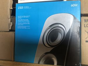 LOGITECH Z323 SURROUND SOUND SPEAKERS for Sale for sale  Los Angeles, CA