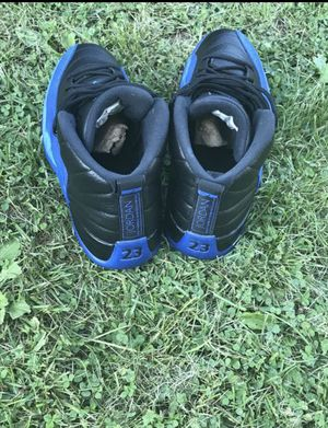 Jordan 12s royal game size 10 for Sale in Winthrop Harbor, IL