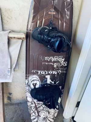 WAKEBOARD for Sale in Fresno, CA