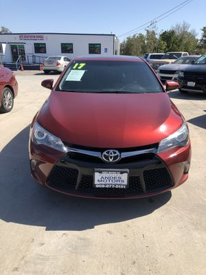 2017 Toyota Camry for Sale in Bloomington, CA