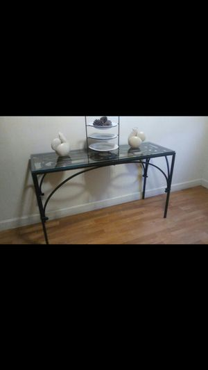 Wrought living room table set of 3 for Sale in Rockville, MD