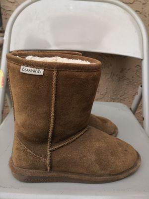 Bearpaw size 5 for girls for Sale in Riverside, CA