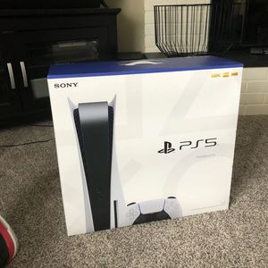 PlayStation 5 Disc for Sale in Garden City, MI