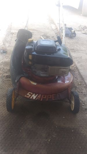 Snapper self propelled lawn mower for Sale in San Angelo, TX