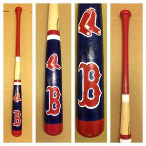 Custom painted baseball bats for Sale in Brook Park, OH