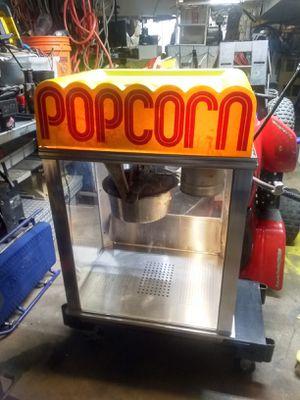 Commercial popcorn popper for Sale in Elkins, WV