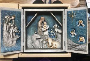 Willow Tree Starry Night Nativity for Sale in Arlington, VA