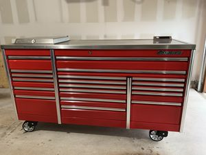 Snap On Tool Box Epiq Series 84 Please Read More For The Price for Sale in Plano, TX